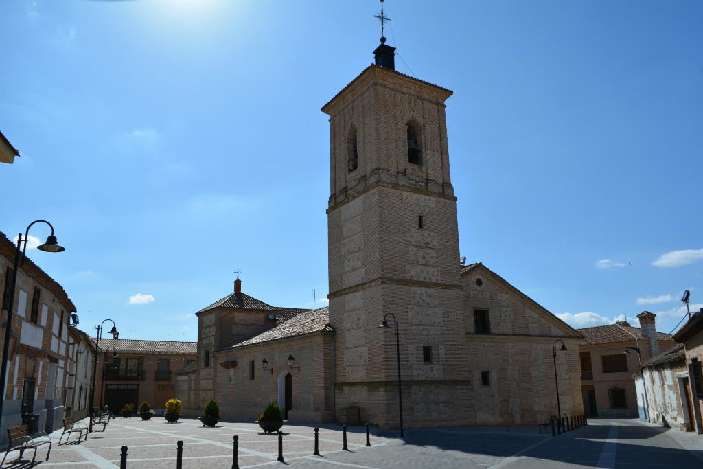 Iglesia de San Mateo Apóstol