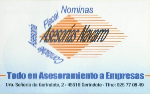Asesoria Navarro