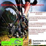 Modificación horarios marcha cicloturista y día de la bicicleta