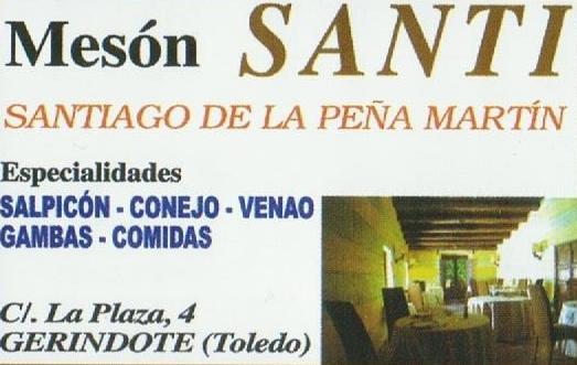 Meson Santi