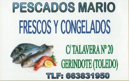 Pescados MArio