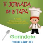 V JORNADA DE LA TAPA EN GERINDOTE