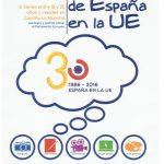 CONCURSO ARTÍSTICO 30 AÑOS DE ESPAÑA EN LA UNIÓN EUROPEA