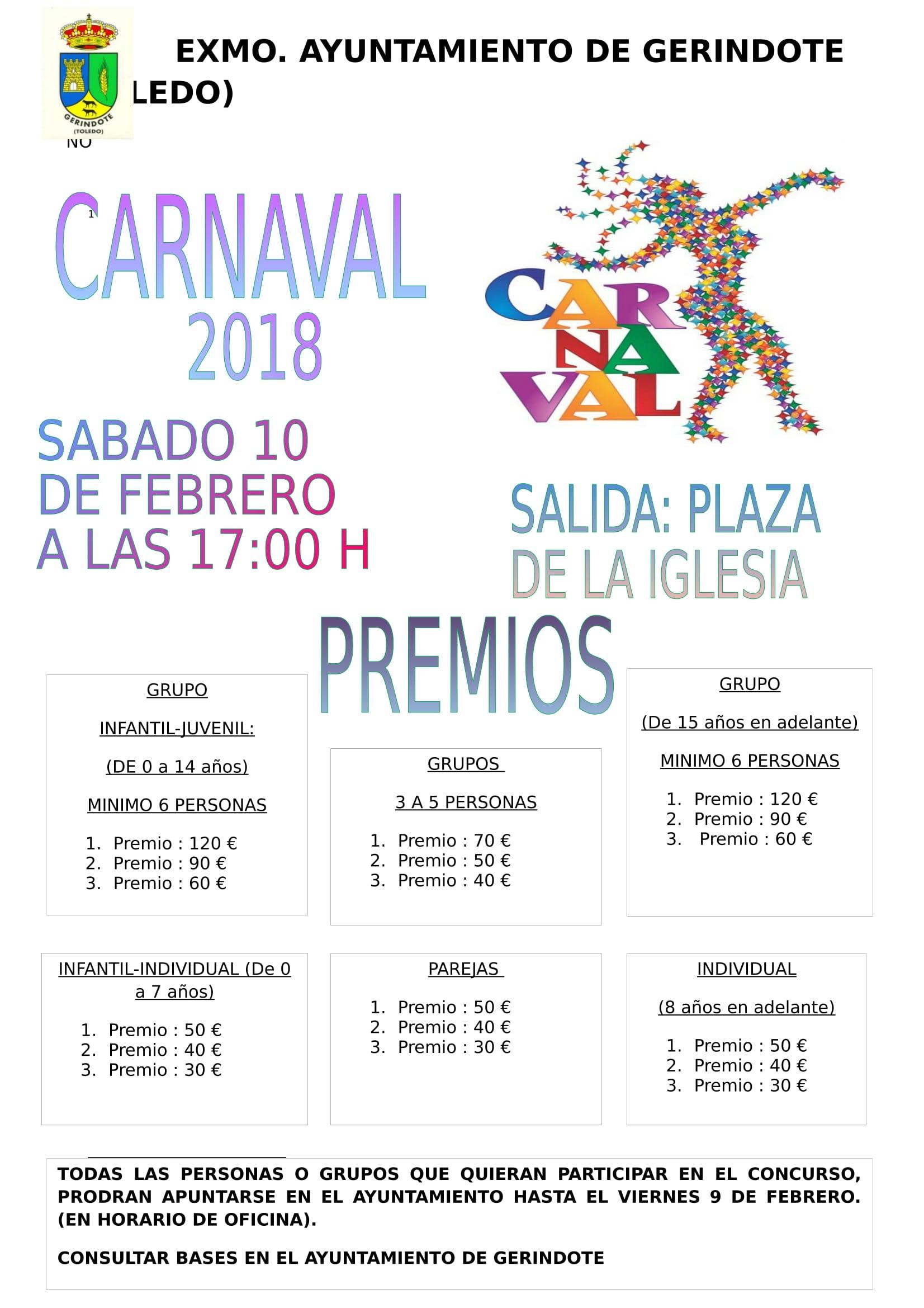 CARTEL CARNAVAL 2018-1