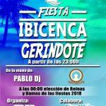 FIESTA IBICENCA 2018