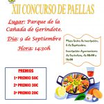 XII CONCURSO DE PAELLAS