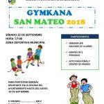 GYMKANA SAN MATEO 2018