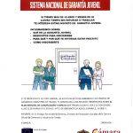 Charla informativa sobre el sistema nacional de garantía juvenil