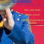 CONCIERTO DE BARRIO A CARGO DE LA BANDA MUNICIPAL DE GERINDOTE