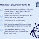 MEDIDAS DE PREVENCIÓN, SEGURIDAD Y LAVADO DE MANOS. COVID-19