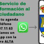 SERVICIO DE INFORMACIÓN AL CIUDADANO